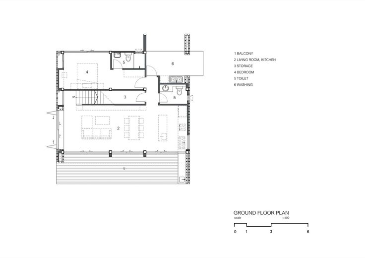 V23K18   PaselKuenzel Ground floor, Master plan and House