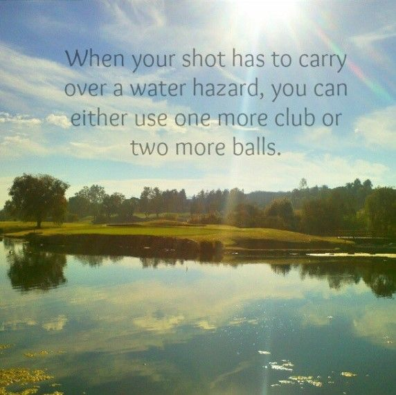 Golf Quotes More