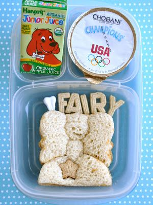 This is SO cute! Tooth Fairy lunches. #DeltaDental