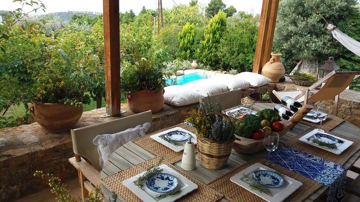 Rent a villa in Evia Island