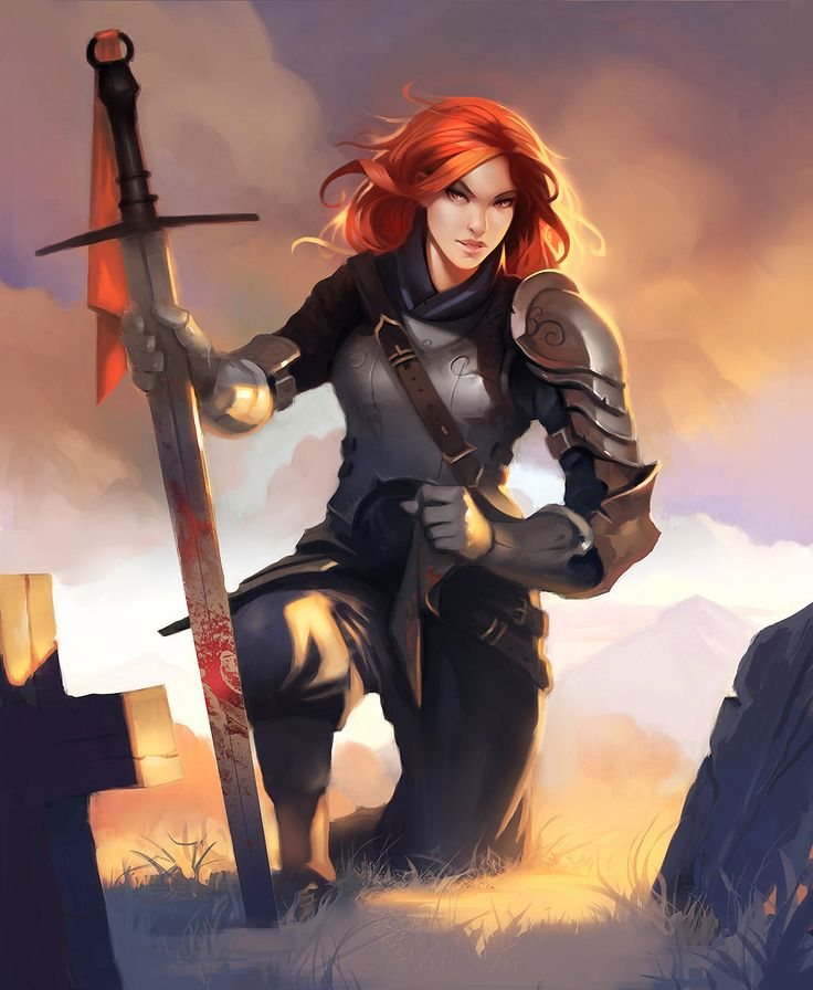 Crowfall Templar, Dave Greco on ArtStation at https://www.artstation.com/artwork/crowfall-templar