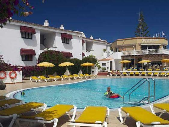 Neptuno Aparthotel, Tenerife Hotel Accommodation
