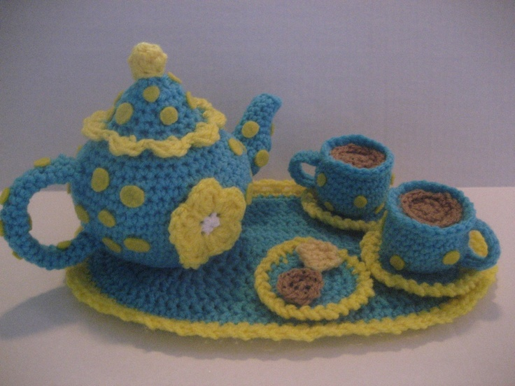 59 Best Juego De T A Crochet Images On Pinterest Crochet Food