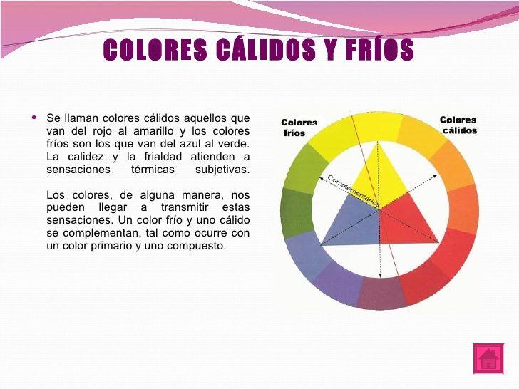 1000 ideas sobre colores c lidos en pinterest - Los colores calidos y frios ...