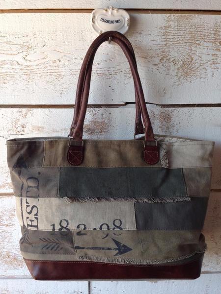 Mona B Tote Bag