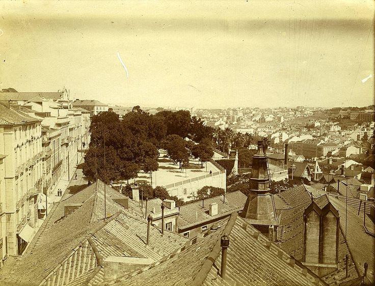 Jardim de São Pedro de Alcântara Rua de São Pedro de Alcântara, 191-