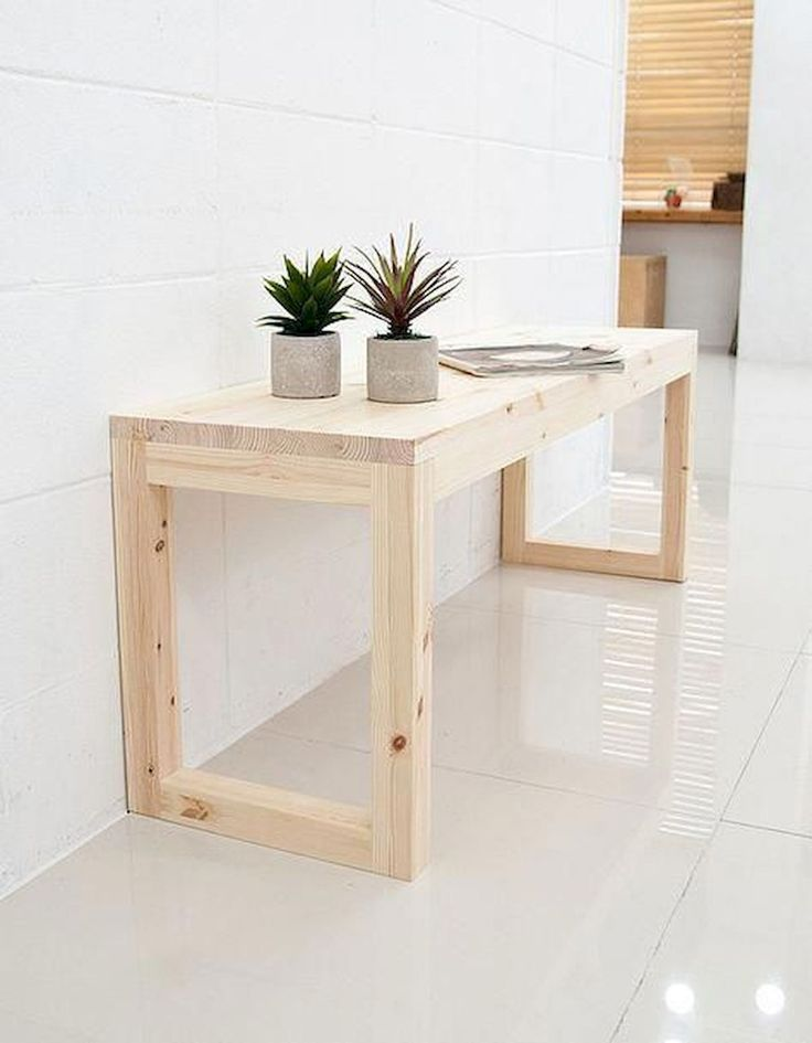 60 Creative DIY Projects Furniture Living Room Table Design Ideas