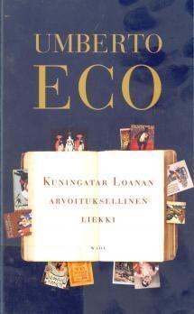 Kuningatar Loanan arvoituksellinen liekki | Kirjasampo.fi - kirjallisuuden kotisivu