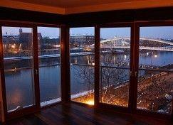 Kraków mieszkanie do wynajęcia z pięknym , unikatowym widokiem
