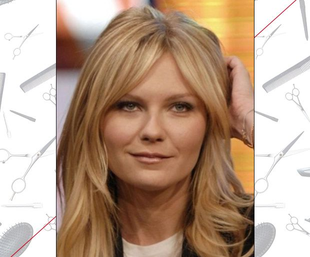 13 Best Haircuts For Round Faces In 2020 Bangs For Round Face