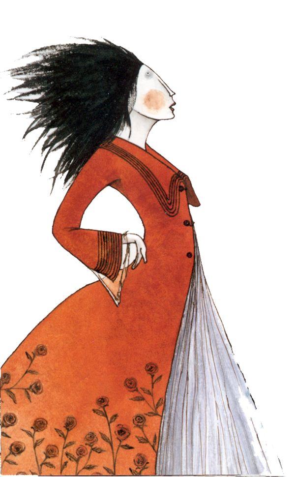 Elena Odriozola, illustration