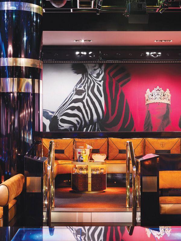 1 Oak Nightclub In Las Vegasu0027s Mirage Resort Features 16,000 Sq. Ft. Of  Munge · Nightclub DesignBar LoungeThe ...
