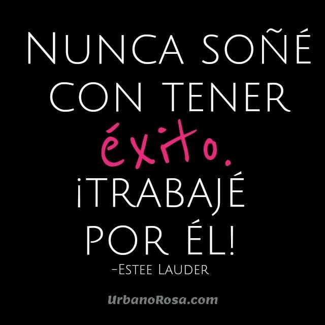 #frases #exito #mujeres