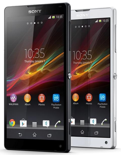 Sony Xperia ZL.. Awesome!!!