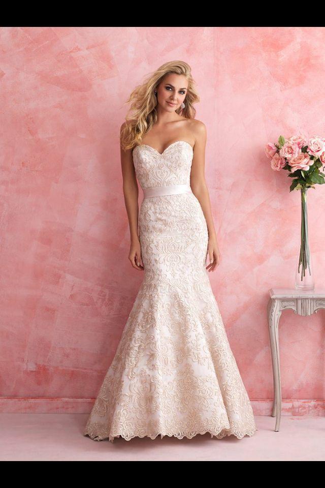 76 mejores imágenes de Wedding dresses en Pinterest | Vestidos de ...