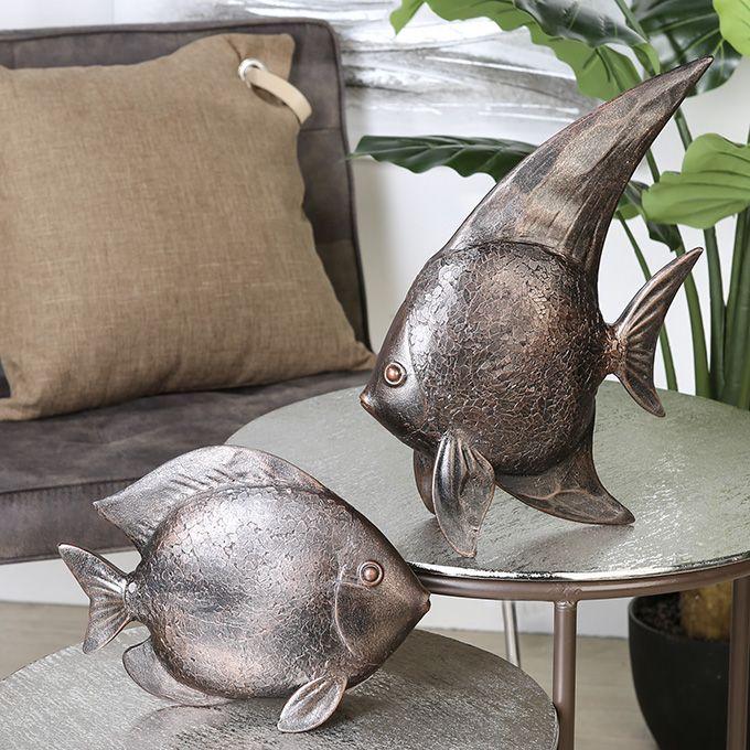 Fische - wunderschöne Dekoration für Ihre eigenen vier Wände
