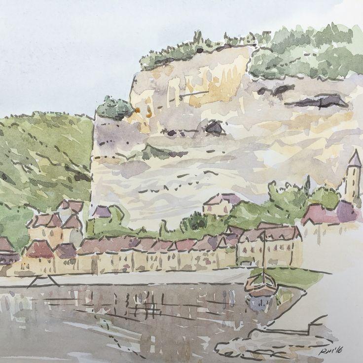 La Roche, Dordogne