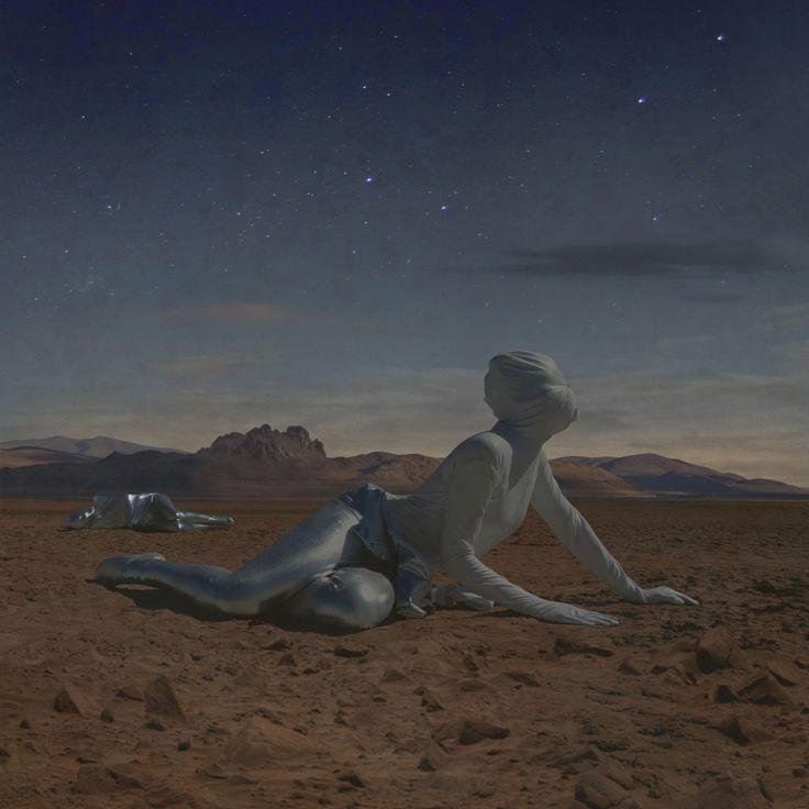 Mars-Inspired Art, Commissioned by NASA, Births Strange ...
