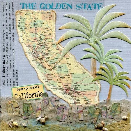 California title page