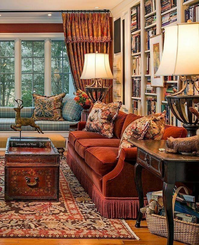 Nidia Perez On Instagram Boa Noite Pra Todos Os Meus By Pinterest English Country Decor Home Living Room