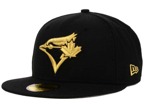 New Era - Toronto Blue Jays MLB Basic Gold 59FIFTY Hat