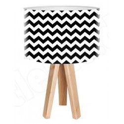 Lampa stołowa mini-trójnóg Zippo