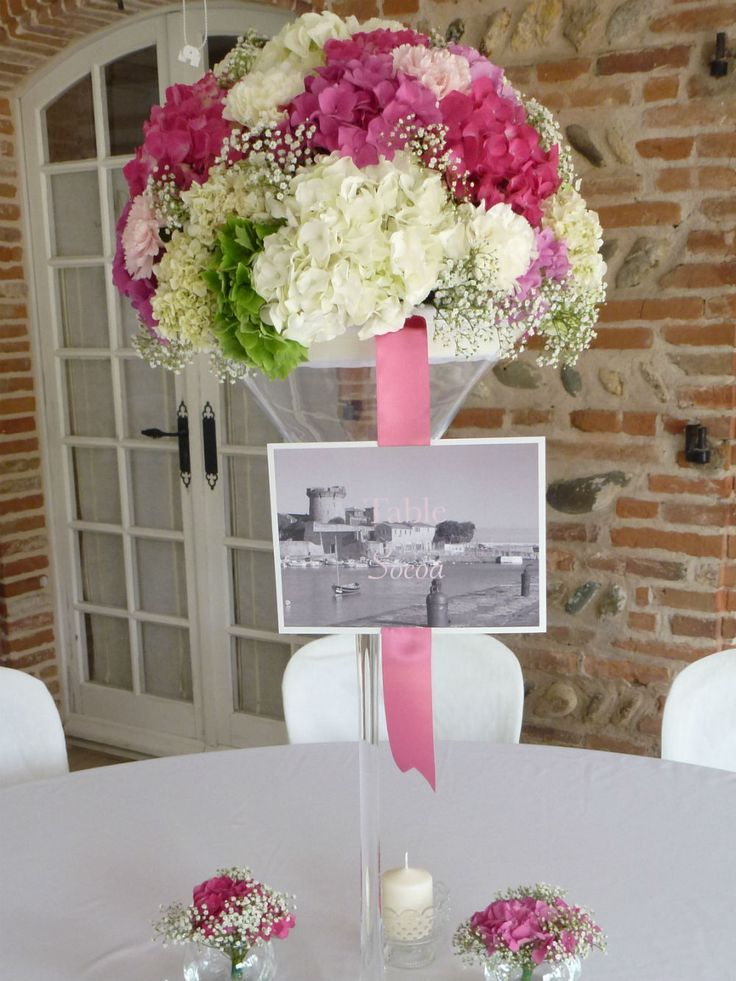 Decorations Vase Mariage Toulouse
