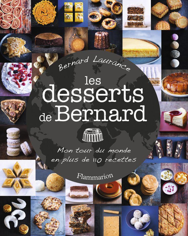 La Cuisine de Bernard : Les Choux Noisettes et Crème Caramel au Beurre Salé