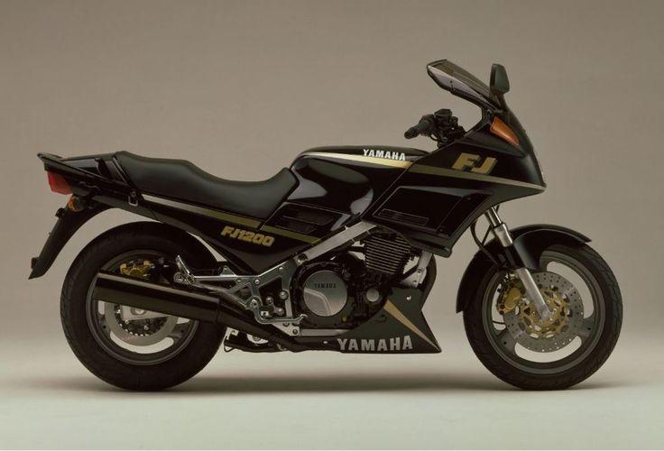 YAMAHA FJ1200 1988