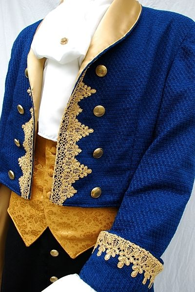 beauty+and+the+beast+costumes | doll / Prince Adam | Beauty and the Beast, costume design