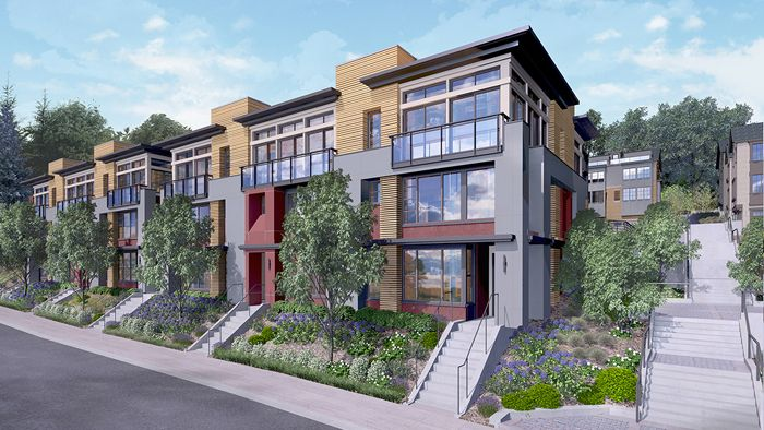 A Toll Brothers development is coming to the Queen Anne neighborhood. McGraw Square Queen Anne is a new community of 57 luxurious townhomes.