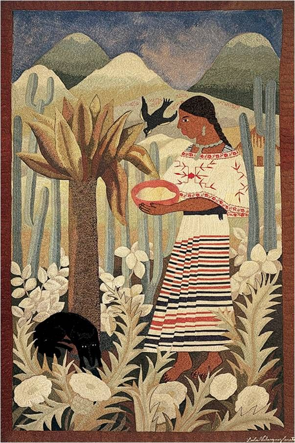 India Oaxaqueña  Lola Cueto ca. 1928