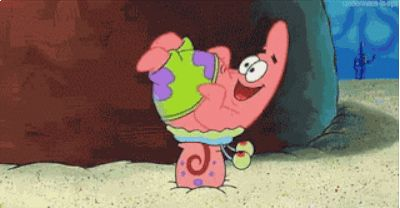 <b>Patrick Star and Gary the Snail are RELATED.</b> Whoaaaaaa.