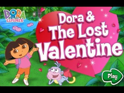 Dora And The Lost Valentine - Game Tutorial 2016
