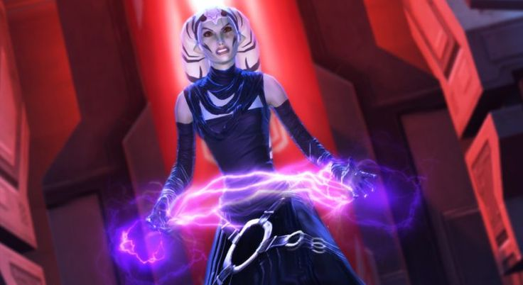 SWTOR: Class Changes: Corruption Sorcerer / Seer Consular