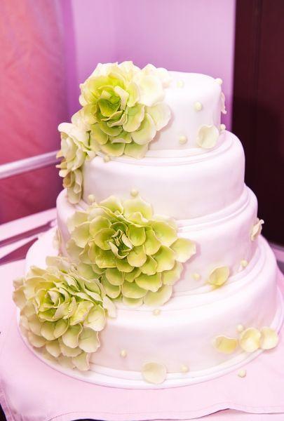 17 propostas de bolos de casamento românticos! Image: 14                                                                                                                                                     Mais