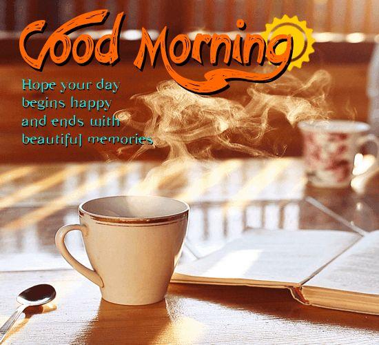 Beautiful Morning Card...