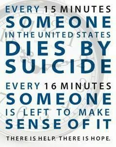 Nov. 17th is national survivors of suicide day