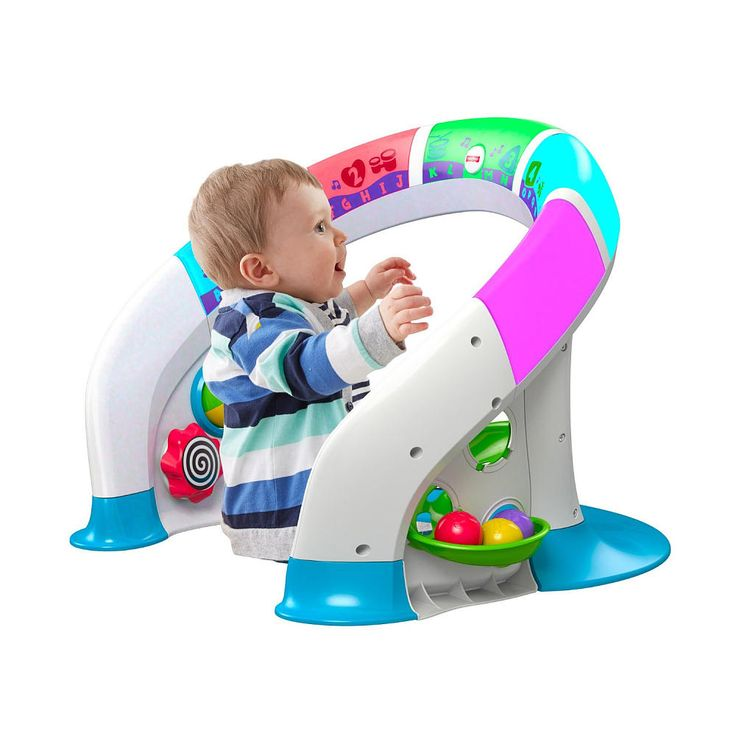 Fisher-Price Bright Beats Smart Touch Play Space  Toddler -9670