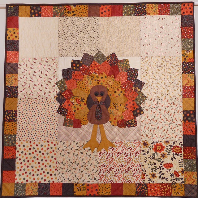 tutorial over at Missouri Star Quilt Company