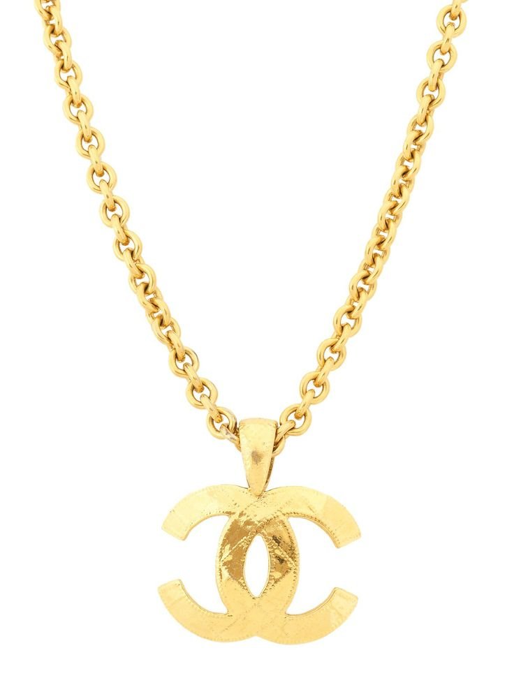 Vintage Chanel Pendant Necklace at London Jewelers!