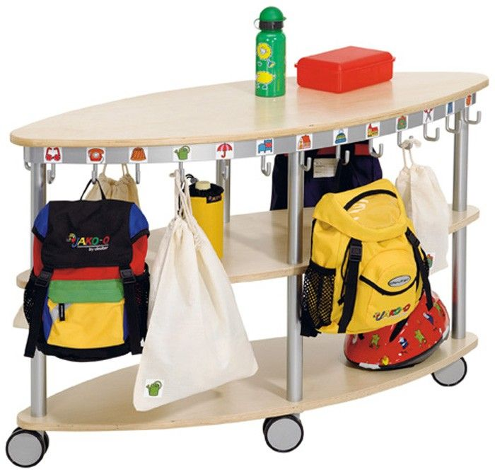 Bag Trolley, HABA. School FurnitureWardrobes