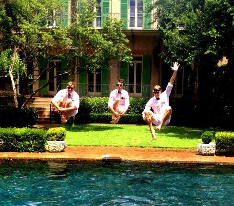 sweet southern frat boys :)