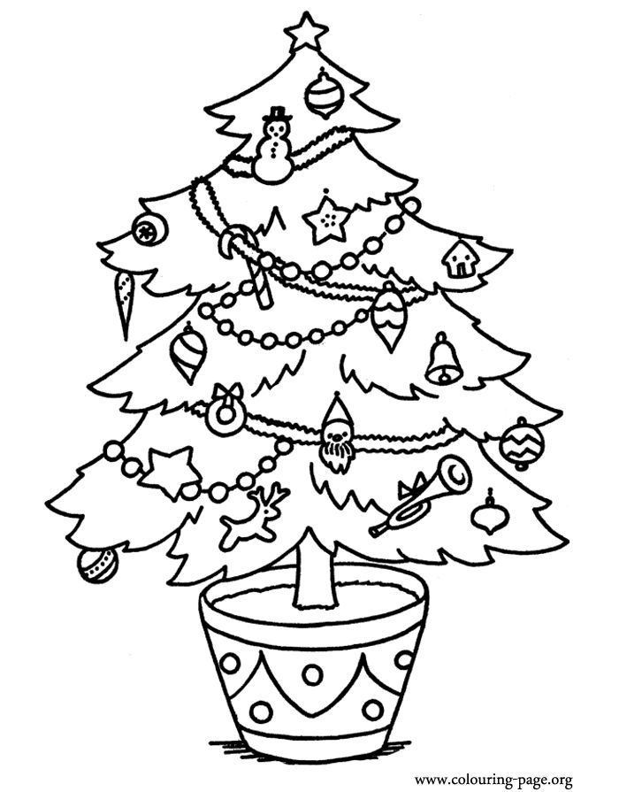 Christian Christmas Coloring Pages For Kids
