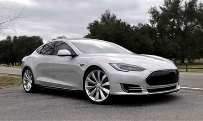 — Tesla Model S
