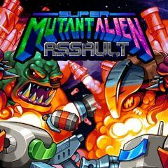 Super Mutant Alien Assault in 2019 | PS VITA Games I own