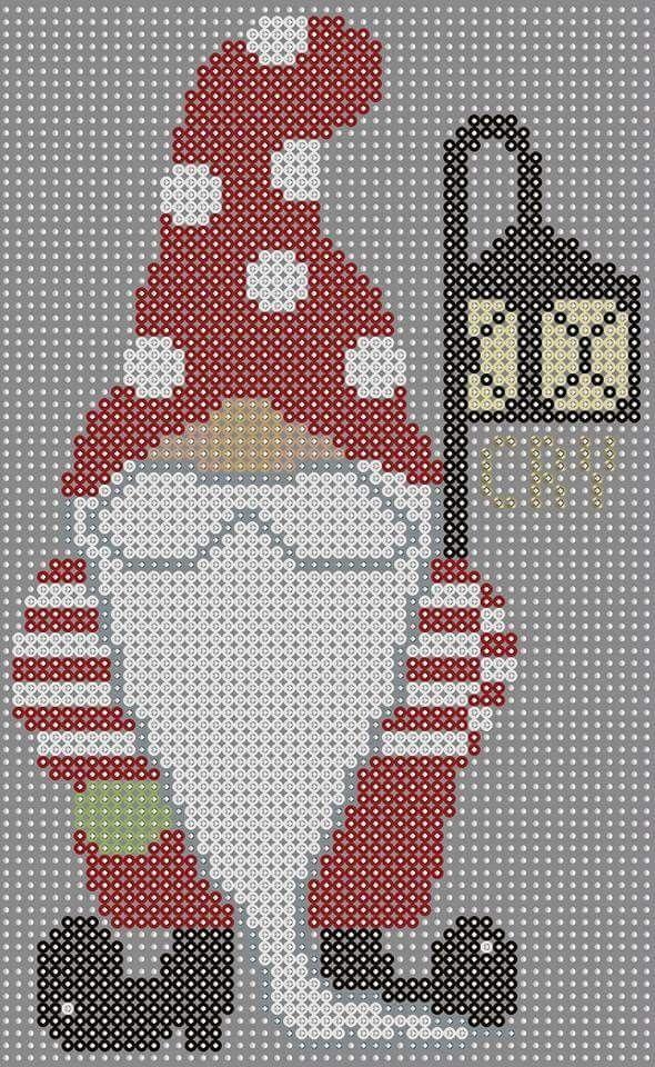 Santa Claus c2c