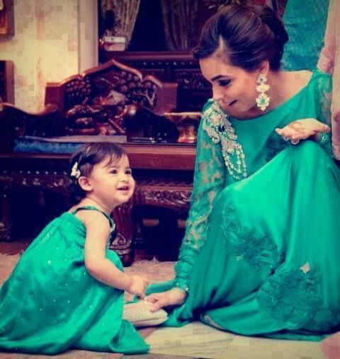 awwww so cute. Pakistani fashion
