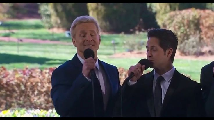 Gaither Vocal Band - Because He Lives(Billy Graham) - YouTube