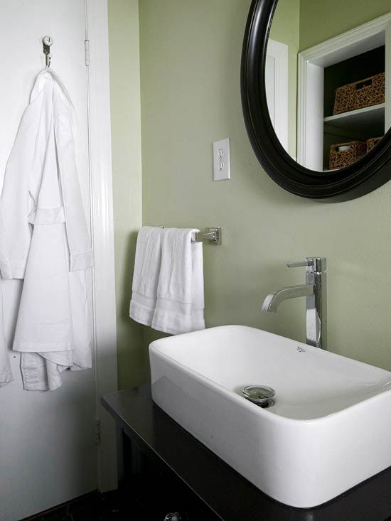 81 best bathroom remodel images on pinterest - Small bathroom remodels on a budget ...